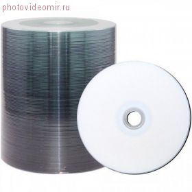 Диски (болванки) Ritek DVD-R 4,7Gb 16x Printable bulk 100