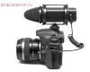 Стерео микрофон для DSLR и видеокамер FUJIMI BY-V02