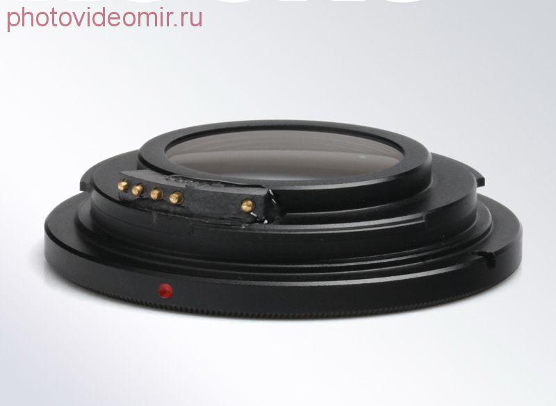 Переходное кольцо betwix для m42 под nikon купить в интернет-магазине, цена